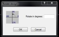 окно для поворота дизайна