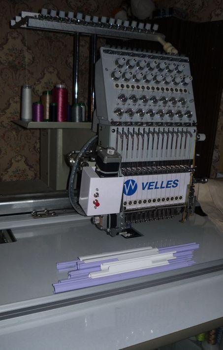 вышивальная машина Velles VE 15C-SC