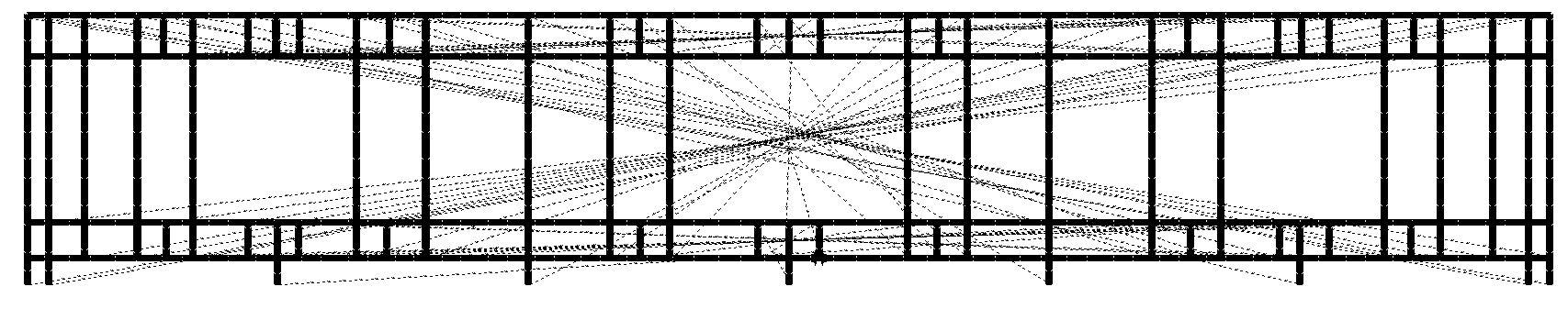 автоматическое превращение контуров в стежковые типы