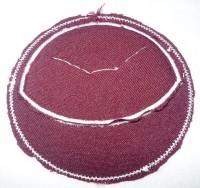 вышивка с пуфом шаг 11