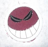 вышивка с пуфом шаг 14