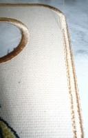вышивка вешалки на дверную ручку шаг 11