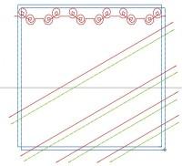 дизайн машинной вышивки для квилта