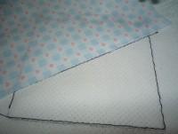 квилт на вышивальной машине шаг 06