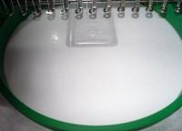 вышивка на терморазрушающемся стабилизаторе
