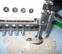 машинная вышивка шнуром 01 шаг 06