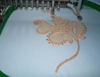 машинная вышивка шнуром 01 шаг 09
