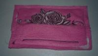 вышивка упаковки для платков шаг 15