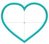 превью дизайна машинной вышивки 02 сердце