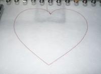 вышитое сердце-бонбоньерка шаг 10