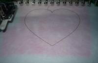 вышитое сердце-бонбоньерка шаг 12