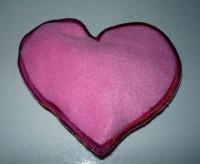 вышитое сердце-бонбоньерка шаг 21