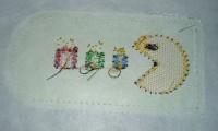 машинная вышивка бирки на подарок шаг  05