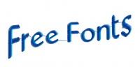 бесплатный шрифт для машиной вышивки