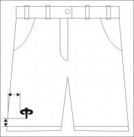 расположение машинной вышивки на изделии 08