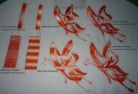пример вышивки нитками мультиколор 03