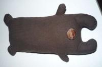 медведь-игрушка на вышивальной машине 11