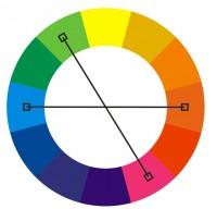 цветовое колесо 07