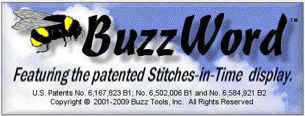 заставка buzzword