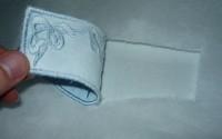 машинная вышивка подставки под пасхальное яйцо 07