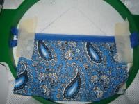 монетница на молнии полностью сшитая на вышивальной машине шаг 08