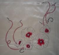 машинная вышивка большого дизайна со стыковкой шаг 10