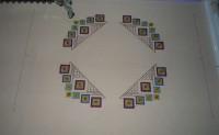 вышитая коробка оригами шаг 02
