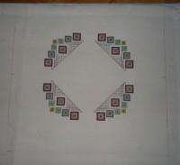 вышитая коробка оригами шаг 03