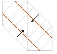 вышитая коробка оригами шаг 07-2