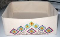 вышитая коробка оригами шаг 09-1