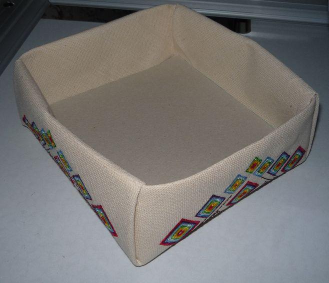 оригами коробка