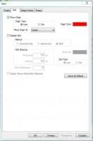 melco sizer инфо по дизайну и некоторые настройки интерфейса
