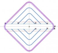 монетница на молнии полностью сшитая на вышивальной машине шаг 00 превью дизайна