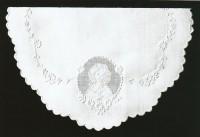 пример ручной вышивки в технике буратто