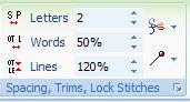 stitch era блок закрепок, обрезок, расстояний