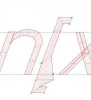 stitch era изменение буквы