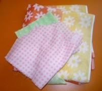 машинная вышивка аппликационной петельки на махровом полотенце шаг 01