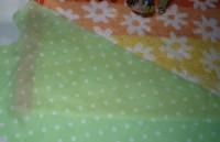 машинная вышивка аппликационной петельки на махровом полотенце шаг 06