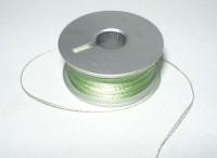 машинная вышивка аппликационной петельки на махровом полотенце шаг 09