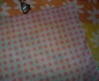 машинная вышивка аппликационной петельки на махровом полотенце шаг 11