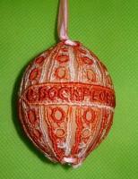 кружевная fsl одежка для пасхального яйца