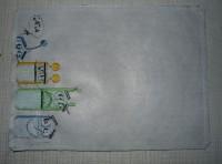 машинная вышивка обложки на паспорт шаг 13
