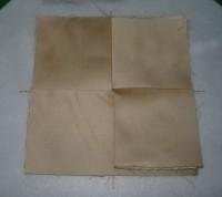 вышитая подставка-конверт одевающаяся на ножку бокала шаг 11