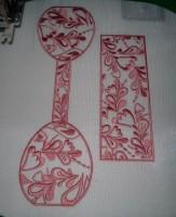 машинная вышивка корзинки для пасхального яйца шаг 02