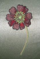 машинная вышивка на атласе 01