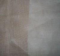 машинная вышивка на рыхлой ткани шаг 01