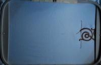 стыковка дизайна машинной вышивки на бытовой машинке 07