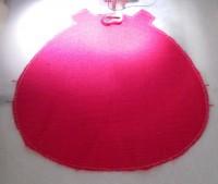 машинная вышивка держателя для полотенца шаг 05