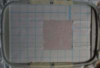 машинная вышивка с использованием фильмопласта 02