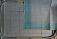 машинная вышивка с использованием фильмопласта 03